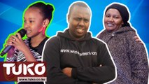 Joe Mwangi exposes Wendy Waeni's Mother|
