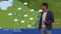 La météo du mercredi 14 août en Lorraine  Franche-Comté