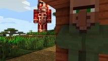 Monster School: VACATION!! (Minecraft Animation)