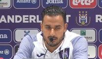 """""""Anderlecht était dans ma tête depuis que Vincent Kompany m'en avait parlé lors du dernier rendez-vous international"""" (Nacer Chadli)"""