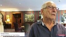 Jacques Chirac a séjourné à l'hôtel Million