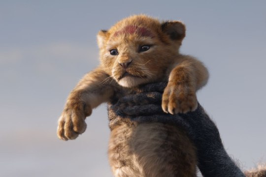 'The Lion King' is now the highest-grossing animated movie of all time