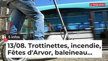 Le Tour de Bretagne en 5 infos - 13/08/19