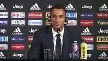 Danilo presented as Juventus player after move from Manchester City