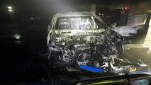 세종시에서 충전 중이던 전기차서 불 / YTN