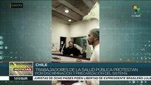 teleSUR Noticias: Congresista de EE.UU.visita Centroamérica