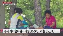 [날씨] 서울, 다시 폭염경보...태풍, 광복절에 日 강타 / YTN