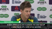 Long-term thinking behind Pattinson rest - Paine