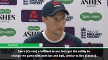 Curran has the ability to change the game - Root