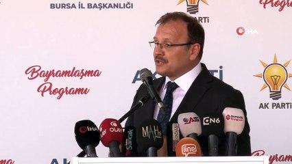Hakan Çavuşoğlu: Yeni Bir Kaos Ortamı Gerçekleştirilmek İstendiğinin İşaretini Aldık
