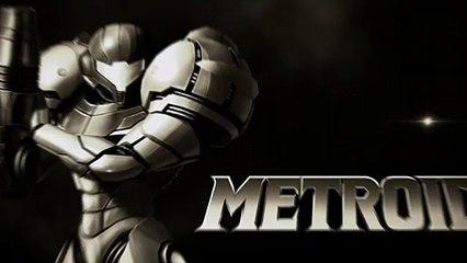 A fita macabra de Metroid
