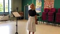 La soprano Elise Charrel chantera à Excideuil