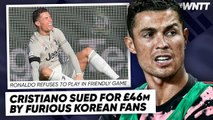WHY CRISTIANO RONALDO IS BEING SUED FOR £46M! | #WNTT