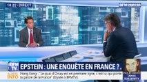 Epstein: Une enquête en France ?
