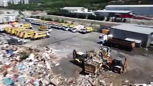 CHP'li Küçükçekmece Belediyesinde koku isyanı!