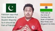 Kashmir Conflict Neutrally Explained | India, Pakistan & Easy Solution | Urdu/Hindi | UrHi # 1