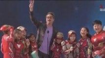 Robert Downey Jr Wins At Teen Choice Awards
