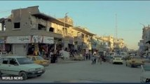 Syrian City of Raqqa is Slowly Recovering