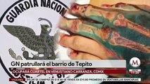Guardia Nacional patrullara barrios de Tepito y La Merced