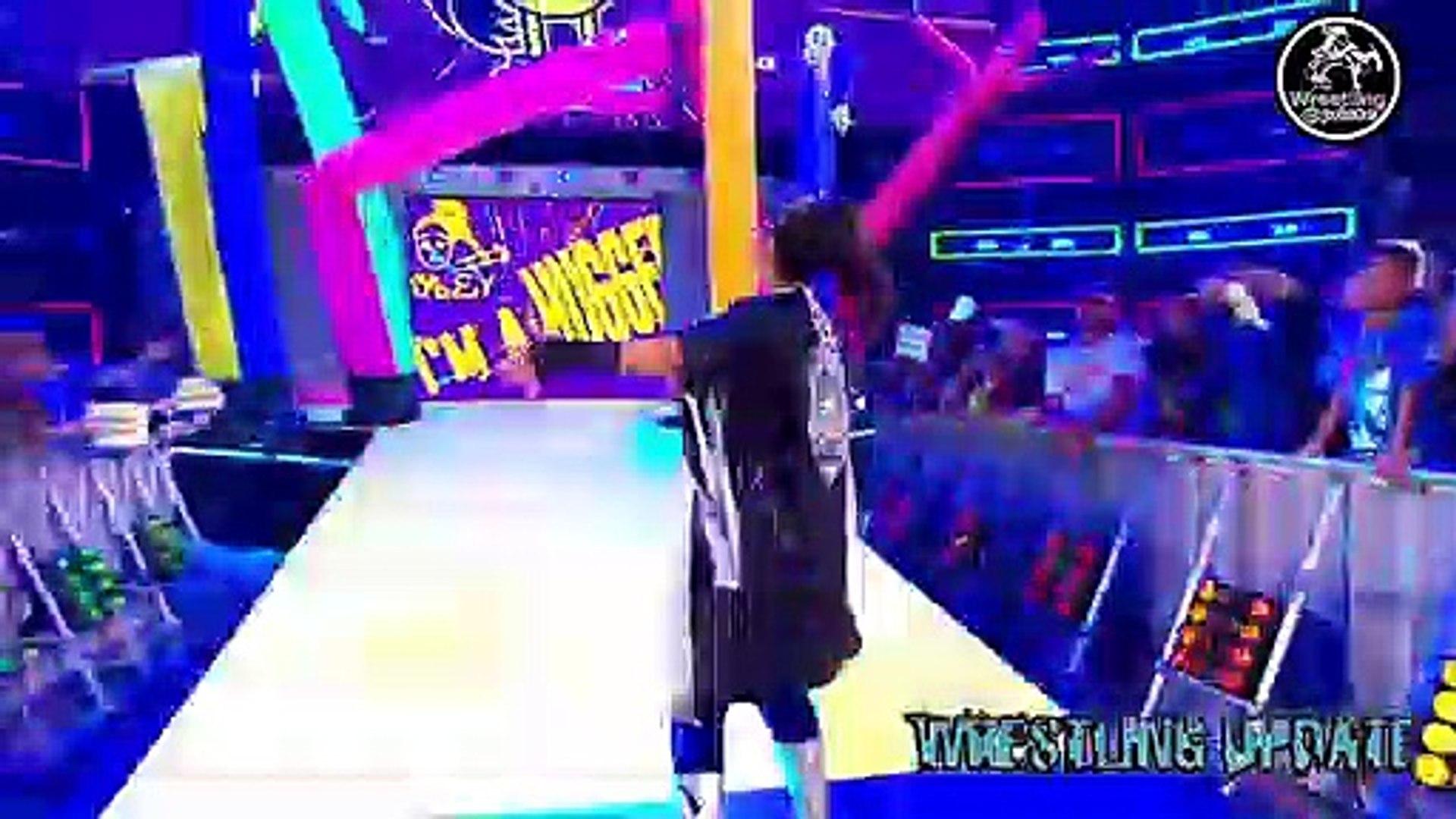 WWE SummerSlam 2019 Highlights - WWE SummerSlam 11th August 2019 Highlights