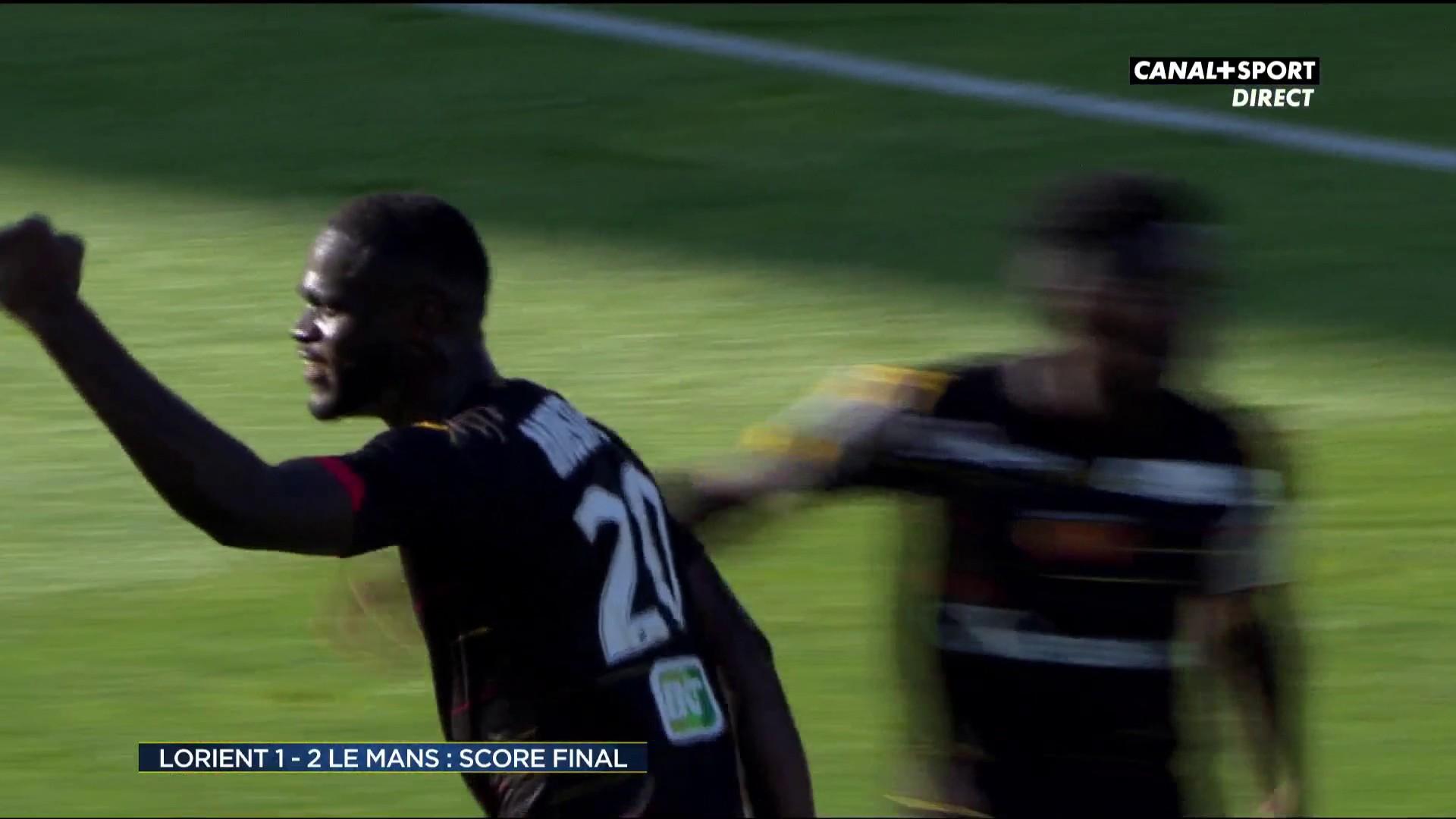 Coupe de la Ligue : Le résumé de Lorient / Le Mans