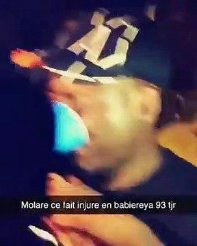 Molare hué et insulté par les fans de DJ Arafat (vidéo)