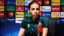 İstanbul'daki UEFA Süper Kupa finalinde gözler Fransız hakem Stephanie Frappart'ta