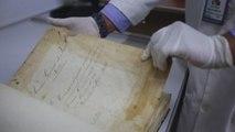 El viejo tomo con las historias de Ciudad de Panamá, un tesoro del Archivo Nacional