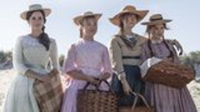 See the First Trailer For Greta Gerwig's 'Little Women'   THR News