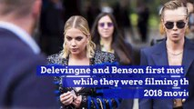 Cara Delevingne Says Relationship With Ashley Benson Happened by Chance