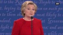 वीडियो -  हिलेरी क्लिंटन ने डोनाल्ड ट्रंप पर टैक्स रिटर्न को छिपाने का आरोप लगाया