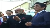 We are waiting for this train in India -  PM Modi at Kawasaki Heavy Industries