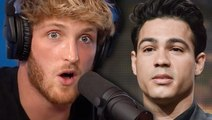 Logan Paul Reacts To Ray Diaz Alleged Abuse Case