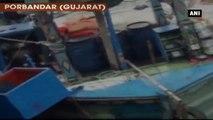 Pakistani Boat Apprehended Off Gujarat Coast