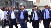 TBMM Başkanı Mustafa Şentop'tan gazi Tarık Cür'e ziyaret