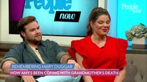 Amy Duggar King Opens Up About Her 'Breakdown Moments' After Death of Grandma, Mary Duggar