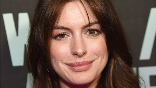 Anne Hathaway Talks About Finding Love