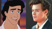 Harry Styles Reportedly Cast as Prince Eric in 'The Little Mermaid'