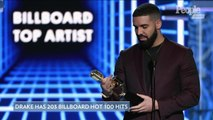 Drake Is Officially the First Solo Artist to Have More than 200 Appearances on Billboard Hot 100