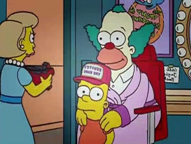 The Simpsons Season 14 Episode 14 Mr  Spritz Goes to Washington