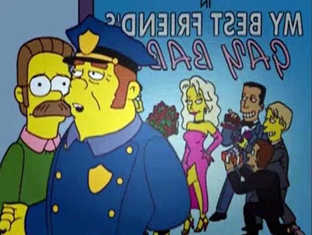 The Simpsons Season 14 Episode 13 A Star Is Born Again