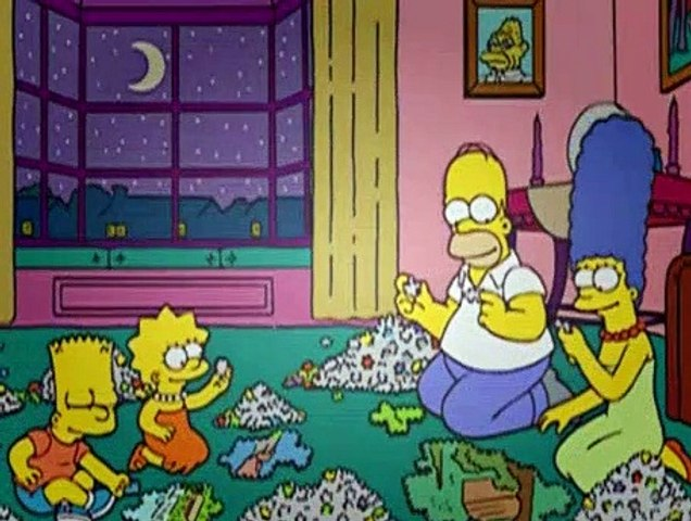 The Simpsons Season 14 Episode 17 Three Gays of the Condo