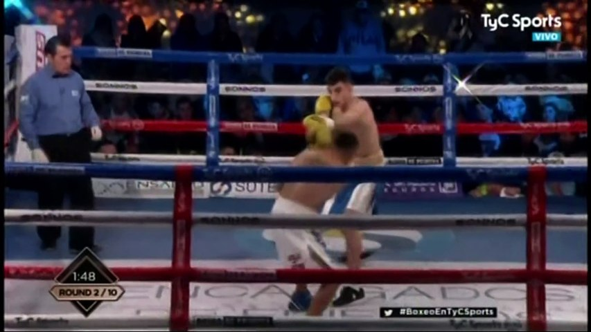 Luciano Francisco Baldor vs Pablo Ariel Gomez (26-07-2019) Full Fight