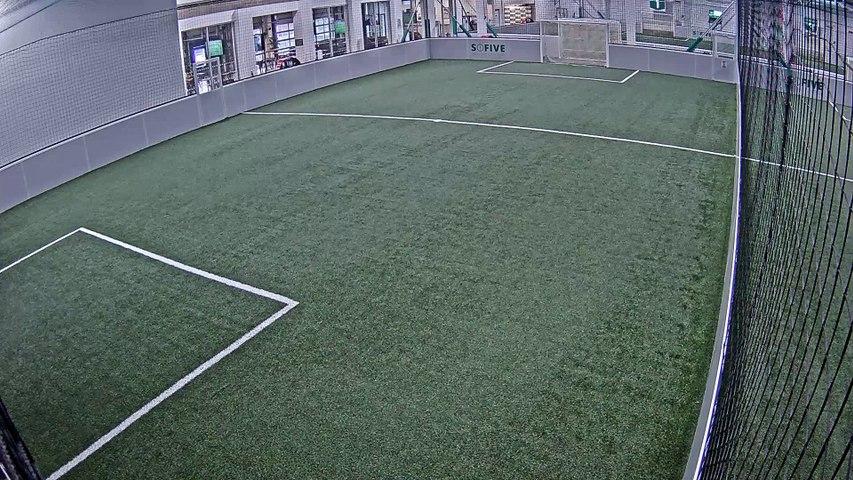 08/13/2019 18:00:01 - Sofive Soccer Centers Brooklyn - Santiago Bernabeu