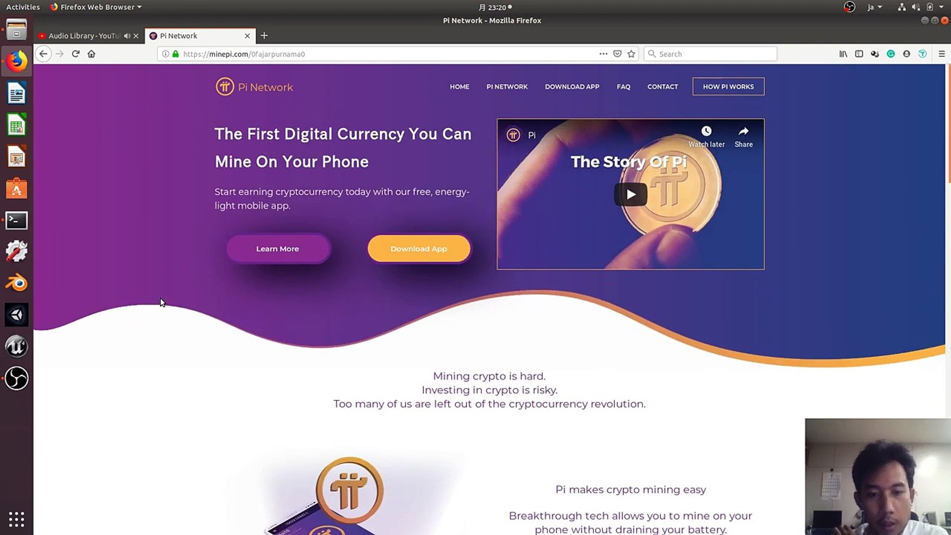 Cryptocurrency Mining Android Smartphone Pi Network