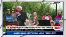 Bernie Sanders TRIGGERS Washington Post With Facts