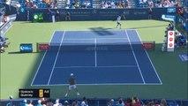 Djokovic downs Querrey in Cincy return