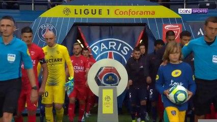 Ligue 1 19/20 Match Highlights: PSG 3:0 Nimes