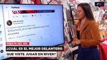 Debate del día: #MiDelanteroRiver