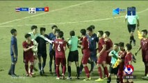 Highlights | U18 Thailand 0-0 U18 Vietnam | AFF U18 Next Media Cup 2019 | VFF Channel
